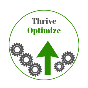 Thrive Optimize Logo